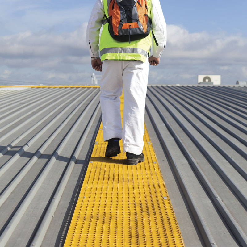 walkway systems - height safety melbourne
