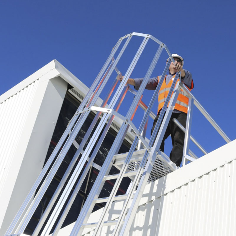 ladder systems - height safety melbourne