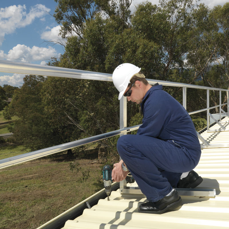 guardrail systems - height safety melbourne